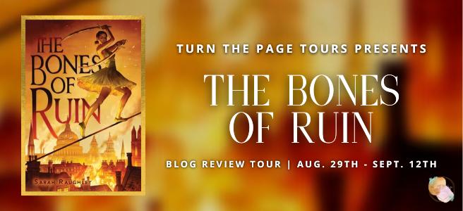 BLOG TOUR: The Bones ofRuin