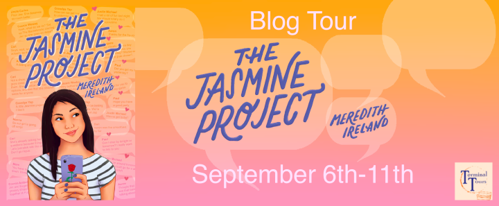 BLOG TOUR: The JasmineProject